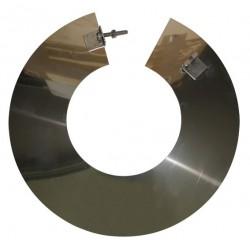 Raccord rigide flexible Femelle à visser D150 mm