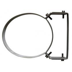 Raccord rigide flexible Mâle à visser -Diamètre 150