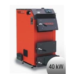 Chaudière à bois DEFRO Optima Plus 40 kW