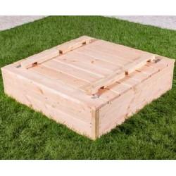 Cadre Anneau épais inox insert à bois C1000DF