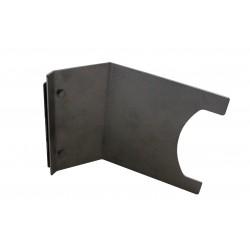 Plaque supérieure/ Deflecteur de foyer pour poêle Lincar Olga 501