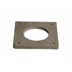 Joint carré (arrivée du granulés) pour brûleur 35 kw - Defro Duo Ekopell