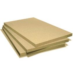 Plaque de vermiculite densité 700kg/m³ 1000x610 Epaisseur 25