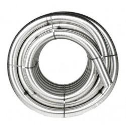 Rouleau de tubage double peau -Diamètre 80 Longueur 30m