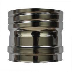 Poêle à granulés Sylt 8kW Beige