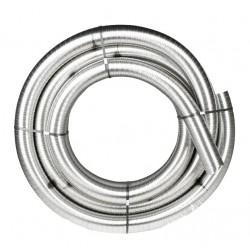 Rouleau de tubage double peau -Diamètre 200 Longueur 20m