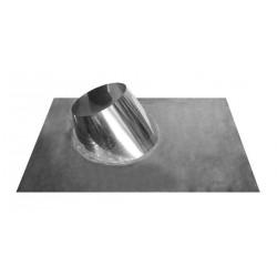 Réduction simple paroi Inox - Diamètre: 100 M-120 F