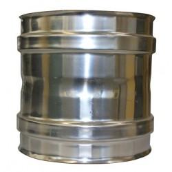Grille Femelle noir - Diamètre: 80