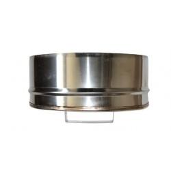 Cadre Anneau épais inox pour insert C270