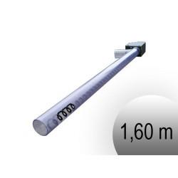 Longueur droite gris 50cm -Diamètre 150