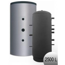 Longueur droite ajustable avec rosace noir - Diamètre 80 mm