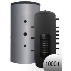 Té à 90° noir - Diamètre 80 mm